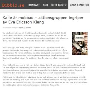 Biblio, recension 2014-07-11